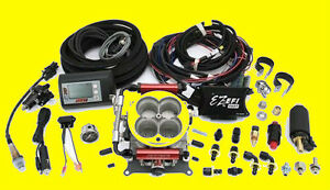 Fast Ez Efi Self Tuning Fuel Injection System Best Price Tbi Kit Carburetor