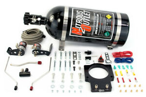 Nitrous Outlet 92mm Fast Intake 98 02 F Body Plate System 10lb Bottle