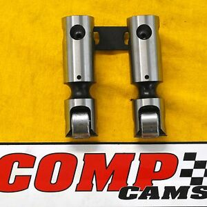 Comp Cam 815 16 Endure X Sbc Chevy Solid Roller Lifters 875 Diameter Set Of 16