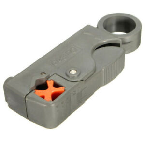 Rotary Coaxial Coax Cable Cutter Stripper Network Cutter Stripping Wire Tools