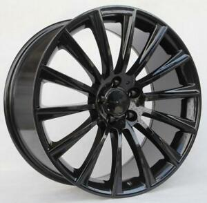 18 Wheels For Mercedes C300 4matic Luxury 2008 14 Staggered 18x8 5 9 5