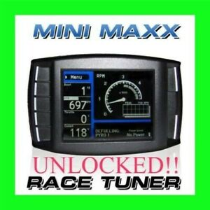 H S Mini Max Performance Race Tuner Supports The Removal Of Unwanted System