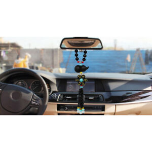 Gourd Car Rear View Mirror Pendant Lucky Safety Hanging Ornament Decor New