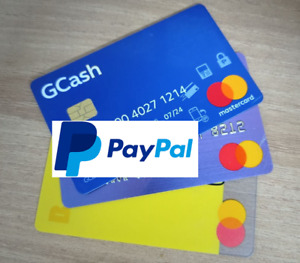 Master Card Collection Vcc Paypal Google Etc Paypal 4digit Code Available