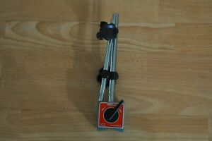 Mitutoyo Magnetic Base Model 7010s For 3 8 And 6 8mm Stems On off Switch