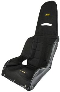 Jegs 702263 1 Racing Seat Cover 20 In Hip Width Bottom And Sides Padded With Ex