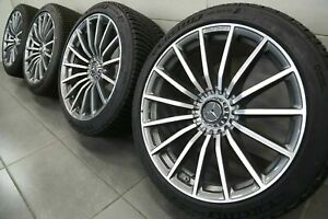 20 Inch Winter Tyres Mercedes Amg Gt 43 53 63 S W290 4 Trer A2904010600