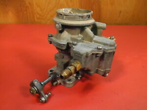 Vintage Stromberg Ww Carburetor Zenith Er2 204 248878m91 Chrysler Dodge