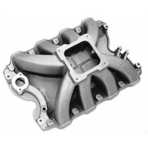 Ford Performance M 9424 C460 Intake Manifold 460 10 322 Deck Height Block