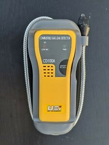 Uei Test Instruments Combustible Leak Gas Detector Cd100a Missing Tip Cap