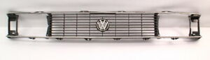 Front Grill Grille 81 84 Vw Rabbit Caddy Mk1 175 853 653 H