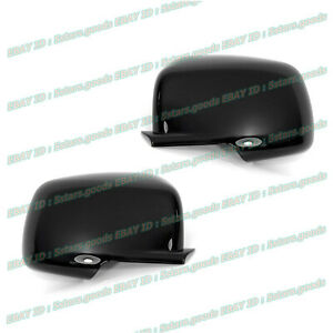 For 2009 2020 Dodge Journey Suv Glossy Black Edition Side Mirror Covers Trims