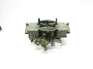 Holley 750 Cfm Gas 4 Barrel Carburetor Imca Ump Wissota