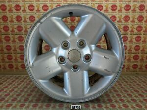 2002 2003 02 03 Dodge Ram 1500 Aluminum 5 spoke Wheel Rim 17x8 17 5gy24trmab