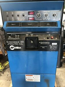 Miller Syncrowave 351
