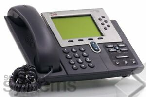 Cisco Unified Cp 280 9oz 7962 Unified Ip Phone Voip Telephone Phone System