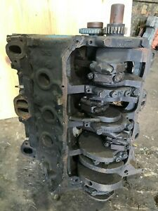 Pontiac 400 Long Block Engine Core