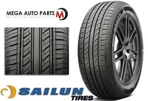 1 Sailun Atrezzo Sh406 215 60r15 94h All Season Performance Tire 45k Mi Warranty