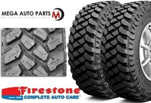 2 Firestone Destination M T2 Lt245 75r16 120 116q E Off Road Truck Mud Tires