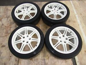 Jdm 02 05 Honda Civic Type R Ep3 Rims Wheels And Tires 177 Offset 45 5114 3