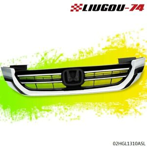 For Honda Accord 2013 2015 Chrome Front Bumper Grill Grille Assembly Factory Usa