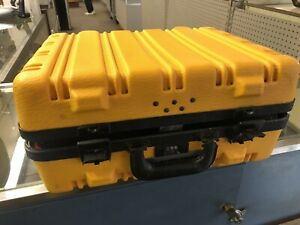 Klein Tools Insulated Yellow Tool Case