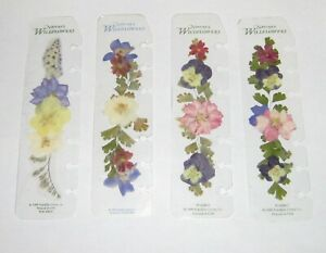 Franklin Covey Pocket x4 Page Finders Natures Wildflowers For Planner binder