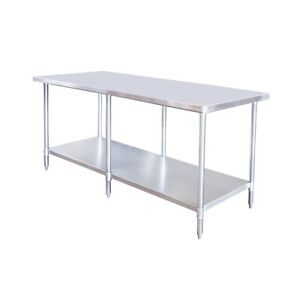 Stainless Steel Table 30 X 96 retails For 382