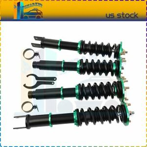 For Honda Accord 2008 2012 Coilovers Shock Suspension Spring Kits Adj Height