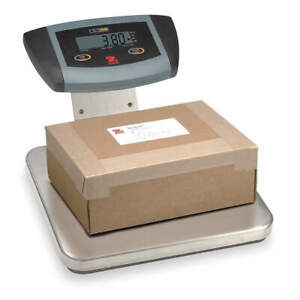 Ohaus Es30r Platform Counting Bench Scale shipping