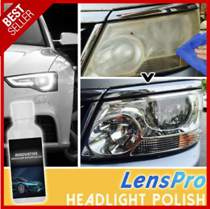 Lenspro Headlight Repair Polish 5o Off