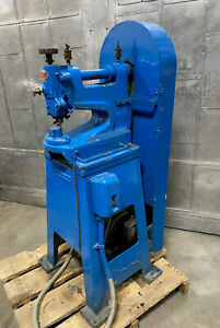 Andrew C Campbell Nibbling Machine No 1a Punch Press