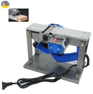 1 Pc 220v 1200rpm Small Flat Planer Woodworking Planning Machine Fast Shipping