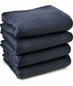 Sure Max Moving And Packing Blankets Pro Economy 80 x72 35 Lb