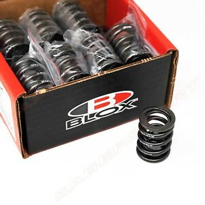 Blox Racing Set Of 16 Valve Springs For Honda B16a B18c1 B18c3 B18c5 Vtec Engine