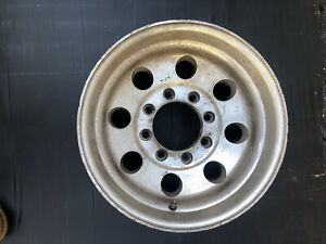 Set Of 4 16x10 8 Lug Chevy Gmc Truck Ford Dodge Wheel Baja Mickey Style Used