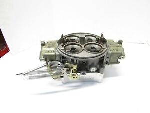 Holley L8896 1050 Cfm 4500 Series Dominator Performance Double Pumper Carburetor