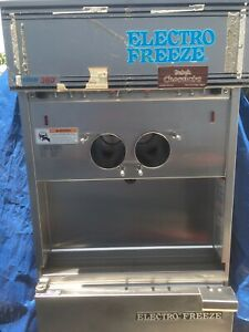 Electro Freeze Freedom 360 Series Soft Serve Ice Cream Machine 3000 00 Obo