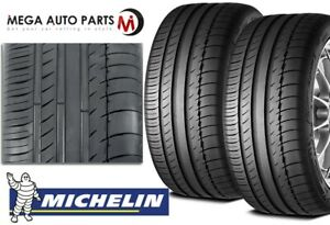 2 Michelin Pilot Sport Ps2 235 40r18 95y Max Performance Summer Uhp Tires