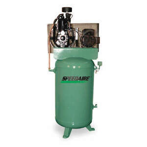 Speedaire 1wd84 Electric Air Compressor 2 Stage 7 1 2 Hp