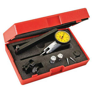 Starrett 3808mac Dial Test Indicator Set 1 1 4 yellow
