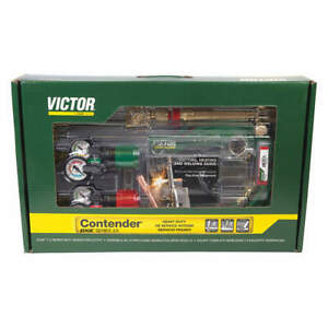 Victor 0384 2131 Gas Welding Outfit 315fc Torch Handle
