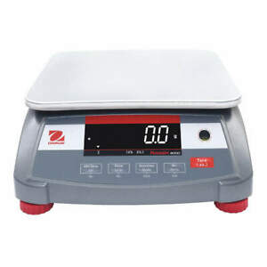 Ohaus Rc41m3 Counting Scale 3kg Capacity digital
