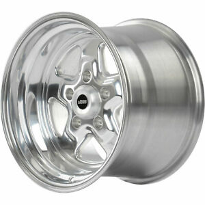 Jegs 66086 Sport Star 5 spoke Wheel size 15 X 10