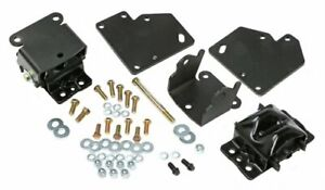Trans Dapt 4690 Engine Swap Motor Mount Kit Small Block Chevy 283 400 Into S10 B