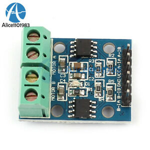 H bridge Stepper Motor Dual Dc Motor Driver Controller Board Hg7881 For Arduino