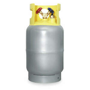 Grainger Approved 4lzh2 Refrigerant Recovery Cylinder 30 Lbs