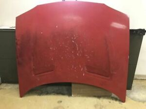 Hood Without Hood Scoop Fits 93 97 Camaro