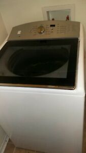 Kenmore Elite 6 2 Cubic Ft Top Load Washer W Steam And Triple Action Impeller