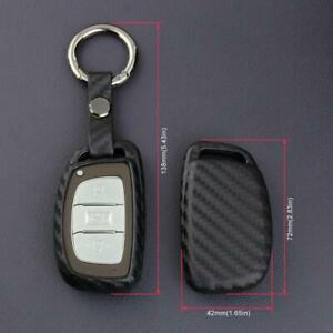 Car Key Case Cover Remote For Hyundai Elantra Ioniq Sonata Tucson Keychain Shell